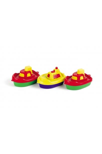 Ujuvate mänguasjade komplekt laevad