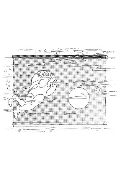 Vertikaalne sukeldumiskangas